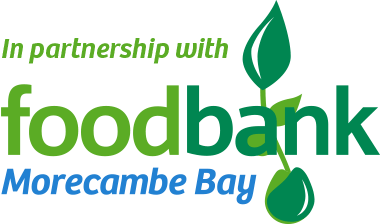 In Partnership with Morecambe Bay Foodbank